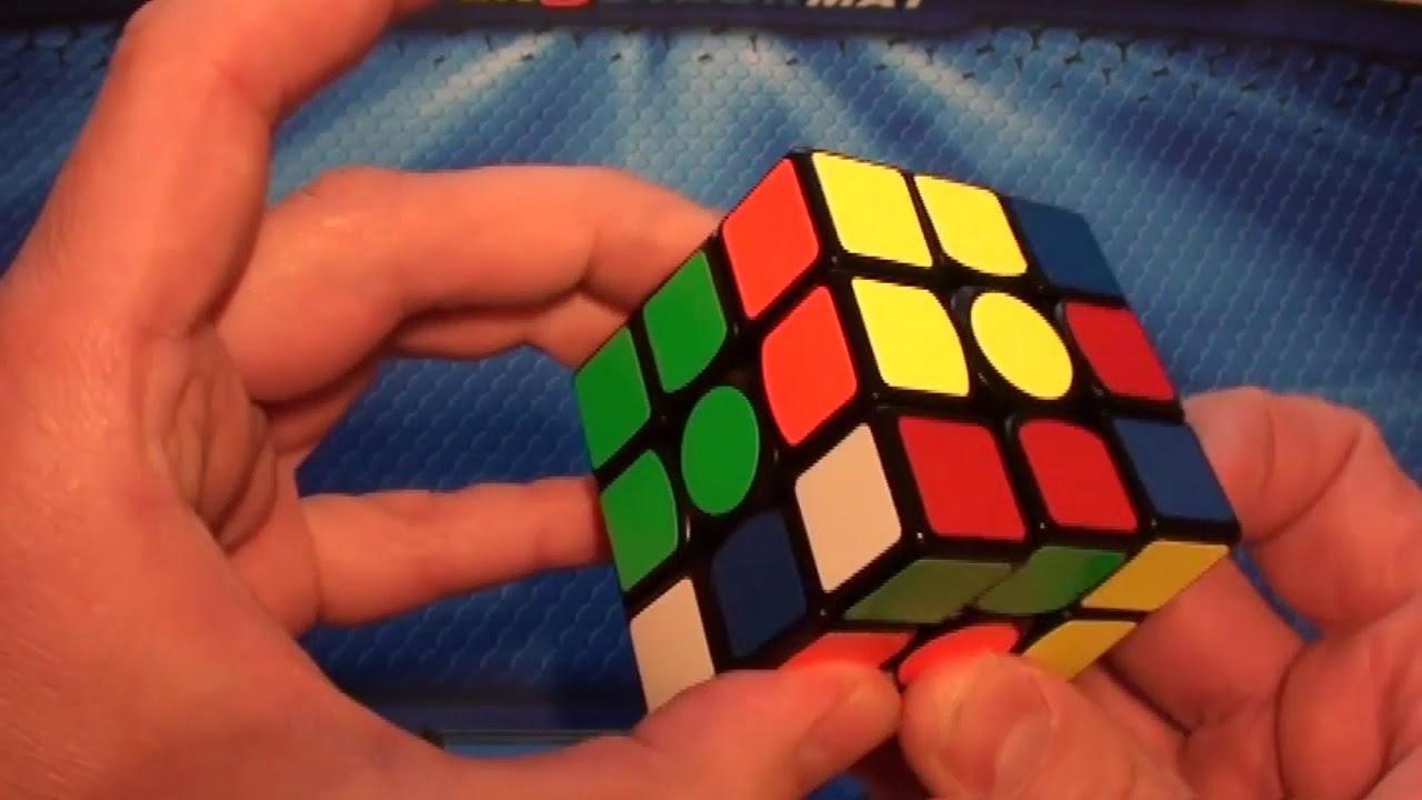 Мировой рекорд по сборке Кубика Рубик 3,47 - разбор решения