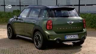 Facelift for the Mini Countryman | Drive it!