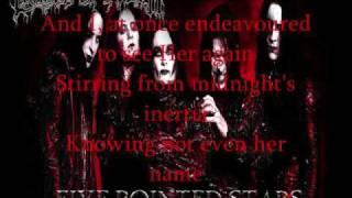 Cradle Of Filth Gothic Romance Lyrics