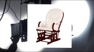 Dorel Asia Glider Rocker Chair