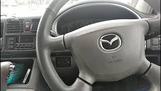 Мой BUSик Mazda Bongo Friendee) Небольшой обзор, впечатления.