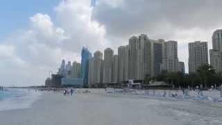 Дубай. Пляж. Остров Пальма. Отель