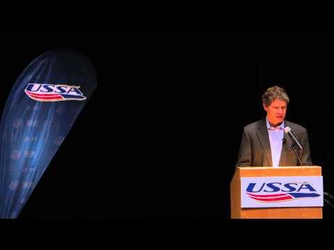 2015 USSA Congress - Tiger Shaw - Keynote