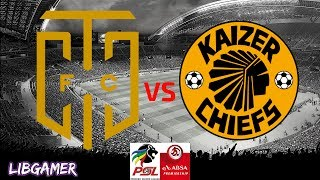 ABSA Premiership Friendly Cape Town City vs Kaizer Chief