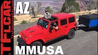 Motor Mountain Monday: Searching for Snow in Arizona