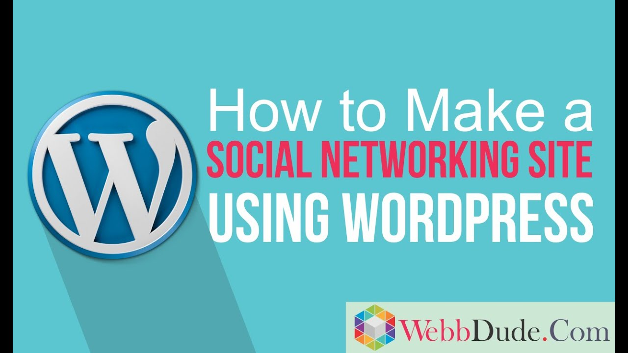 How to create a social network 14