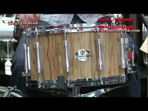 Drum Art Olive Stave 8x14 Snare Drum