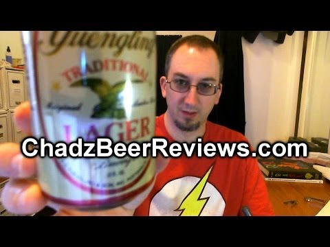 Yuengling Traditional Lager (2014 re-review) | Chadz Beer Reviews #738