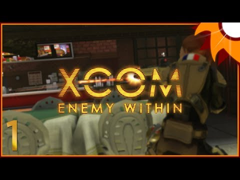 XCOM Enemy Within - Episode 1 ...Country of Origin...