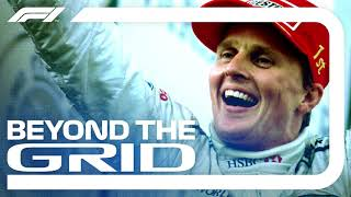 Johnny Herbert Interview   Beyond The Grid   Official F1 Podcast