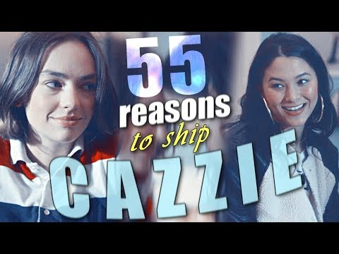 55 Reasons to ship CAZZIE