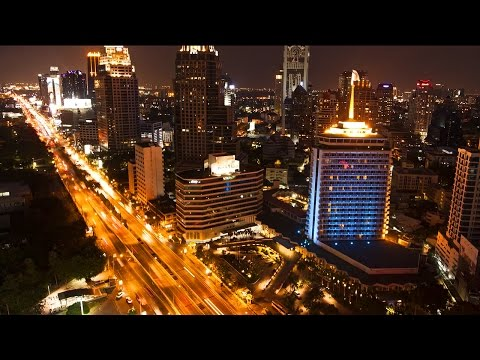Dusit Thani Bangkok Hotel Video - luxury hotel in Bangkok Thailand