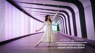Juhee Pahuja | AFREEN AFREEN | Momina Mustehsan & Rahat Fateh Ali Khan - Coke Studio | DANCE