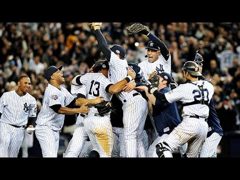 30 Best Yankees Moments From 2000-2015   New York Yankees Highlights