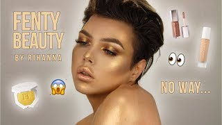 FENTY BEAUTY by RIHANNA...WTF?! | Thomas Halbert