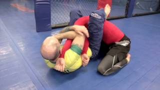 Straight Arm Lock from Arm Across Guard: Soulcraft's Technique Tuesday