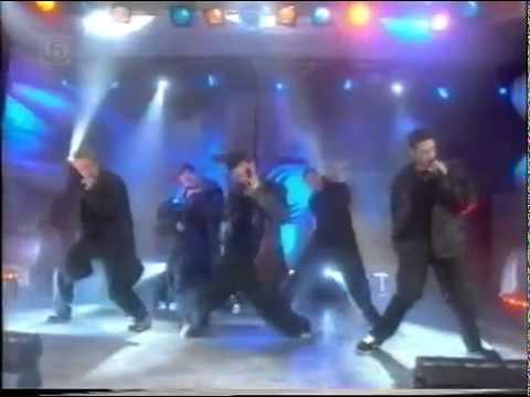 5ive   If Ya Gettin' Down live on Pepsi Chart