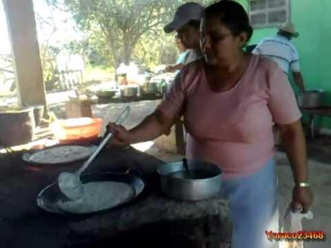 FUNDO EL PROGRESO (CACHAPA LLANERA EN FOGON Y BUDARE).mpg