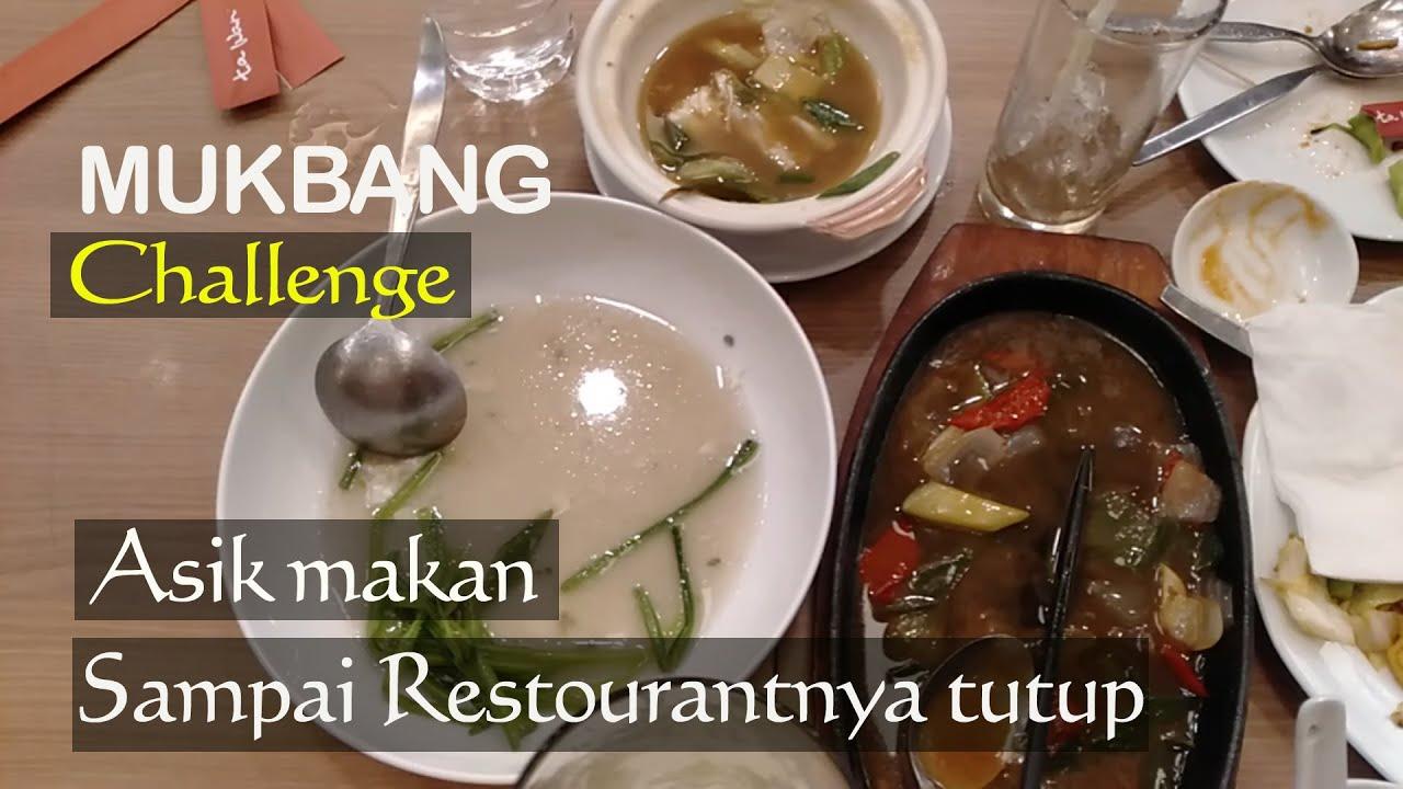 MAKAN SAMPAI RESTOURANYA DI TUTUP | Makan Enak