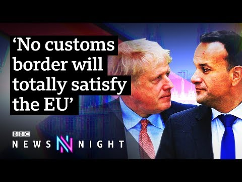 Is a Brexit deal possible? - BBC Newsnight