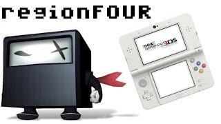 Nintendo 3DS Region Free Hack UPDATE - RegionFour (New 3DS Compatible)