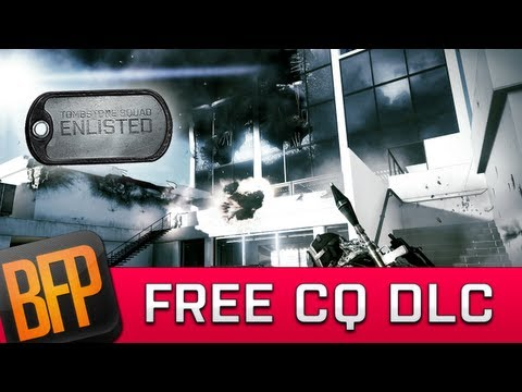 BF3 Close Quarters DLC FREE - Double XP E3 Week - New Premium Dog Tag