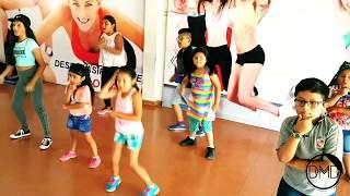 Daddy Yankee & Snow - Con Calma    Choreography    Baile    Kids    By Alex Velo