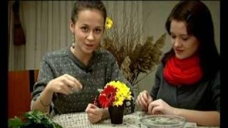 Hand made - оригинаольный букет цветов