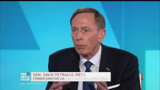 Petraeus: We went to Afghanistan for a reason, and we need to stay thumbnail