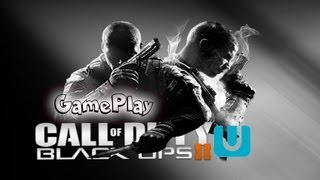 Gameplay COD Black OPS 2 Wii U FR