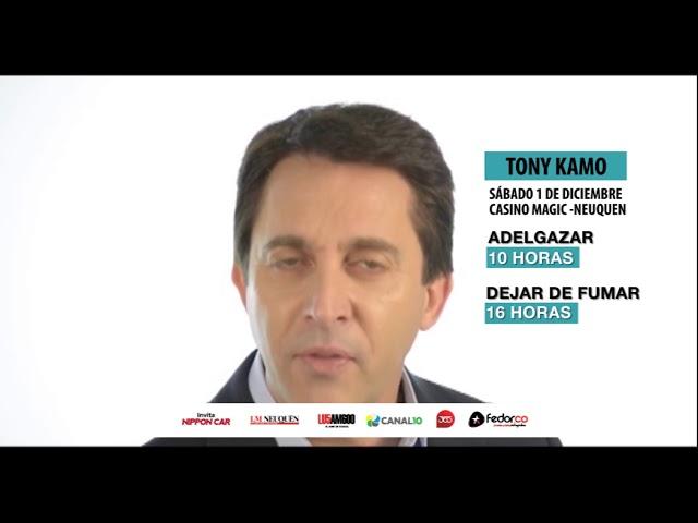 Tony Kamo - Fedorco Producciones