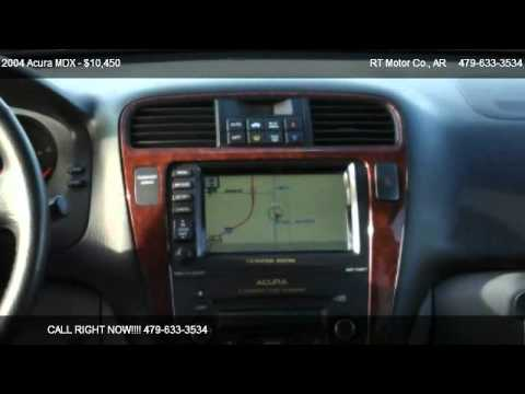 2004 acura mdx touring with navigation system for sale in lowell ar 72745 youtube. Black Bedroom Furniture Sets. Home Design Ideas