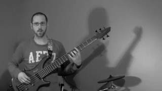 Billy Talent: Saint Veronika bass cover