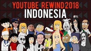Download YouTube Rewind 2018 Indonesia Animasi   Warganet Life Official