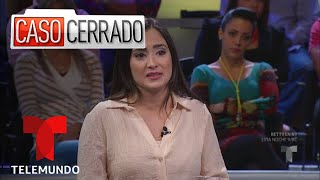Herencia sin valores👴🏼😶👫| Caso Cerrado | Telemundo