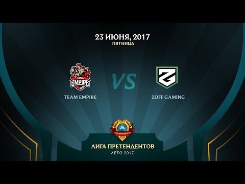 EMP vs ZG - Неделя 1 День 2 Игра 3