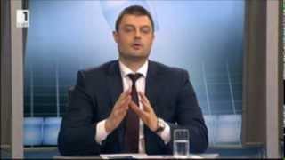 Николай Бареков размаза Ивайло Калфин - \Панорама\, 31.01.2014г.