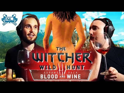 Borkóstoló│The Witcher 3 Blood and Wine HUN magyar
