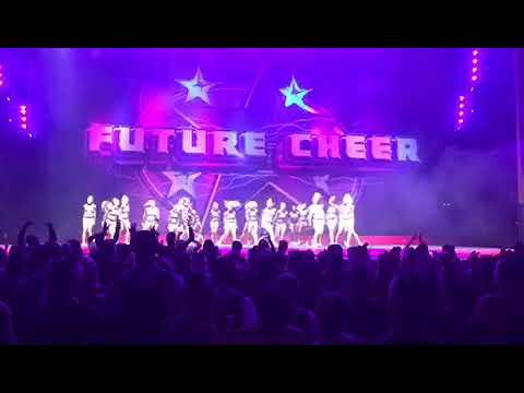 CD Lady Grenades 2017 - Future Cheer International Bournemouth
