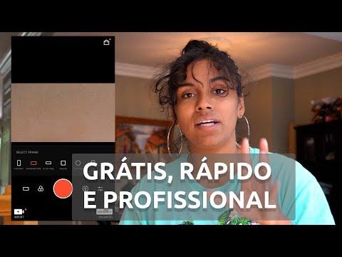 APRENDA A EDITAR COM O CELULAR NA PRÁTICA |  VUE aplicativo gratuito thumbnail