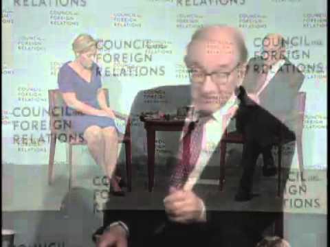 Greenspan & Financial Times by Gillian Tett