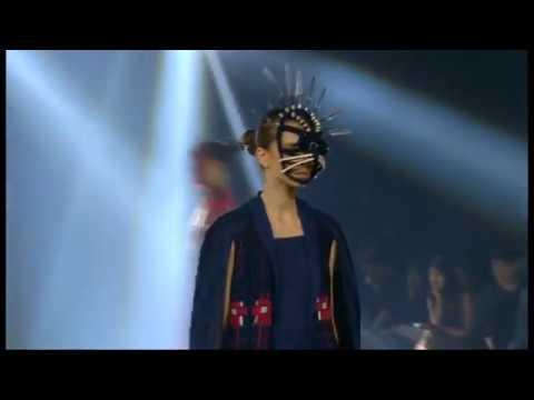 "Fashion show Irresistible 12 ""Columbus Voyages To The New World"" by Khmik Sittirak"