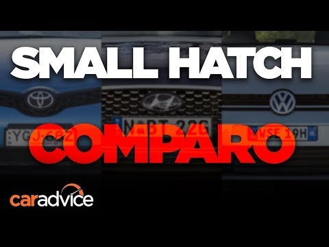 Compared: Toyota Corolla, VW Golf, Hyundai i30 - Which should you buy? - Dauer: 9 Minuten, 35 Sekunden