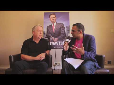 Exclusive  With Travelers' Creator Brad Wright At  Expo Canada 2016
