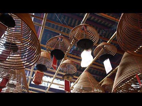 文武廟  Man Mo Temple  Hong Kong