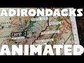 The Adirondack High Peaks *ambitious hike*
