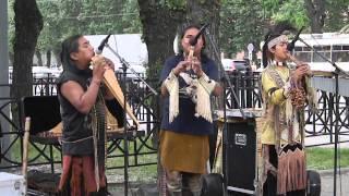 Otavalos Indians - Ananau 13.06.2013