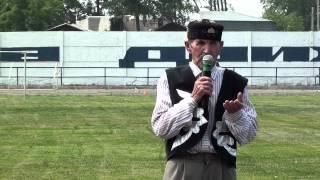 Стихотворение-воспоминания о жизни на татарском языке