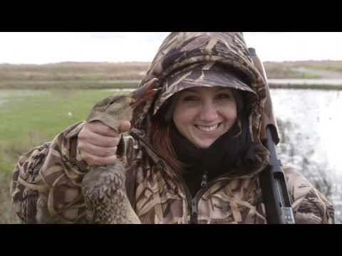 Duck Hunting In Michigan: Harsens Island