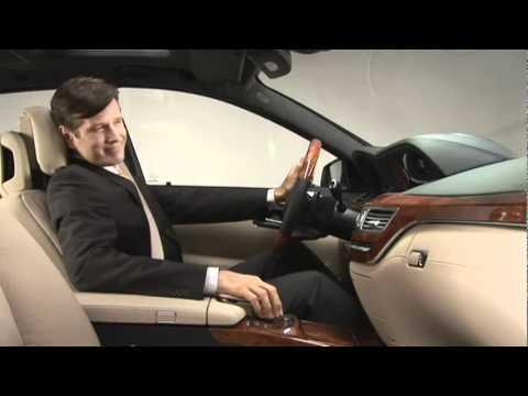 Mercedes-Benz 2011 S-Class W221 Comfort Trailer